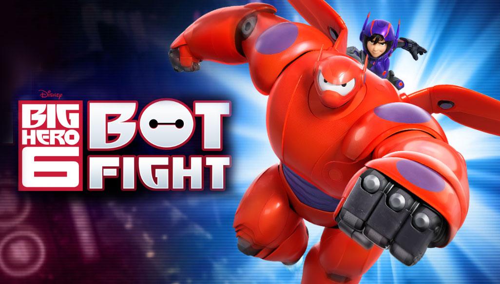 Big Hero 6 (2014)- บิ๊กฮีโร่ 6
